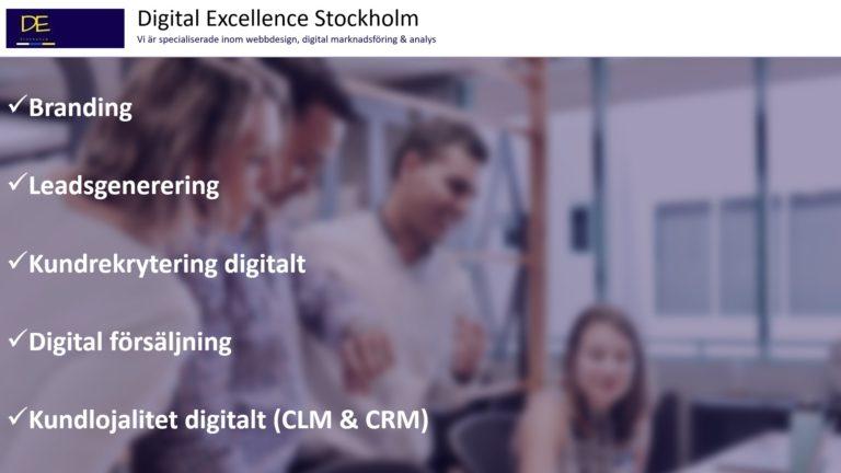 Digital Agency Stockholm