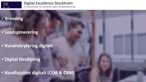 Digital Agency Stockholm